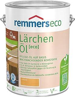 Remmers Gartenholz-Öle eco Holzpflege Möbelpflege 2,5 l, Lärchen-Öl