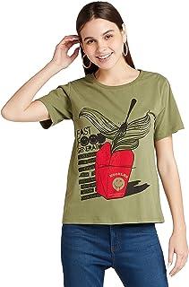 Splash Character Women 8108749 U20SMLL201 Tshirts