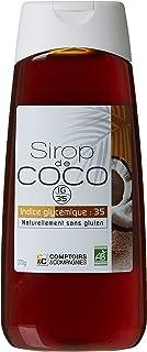 COMPTOIRS ET COMPAGNIES   Sirop de Fleurs de Noix de Coco Bio   250ml