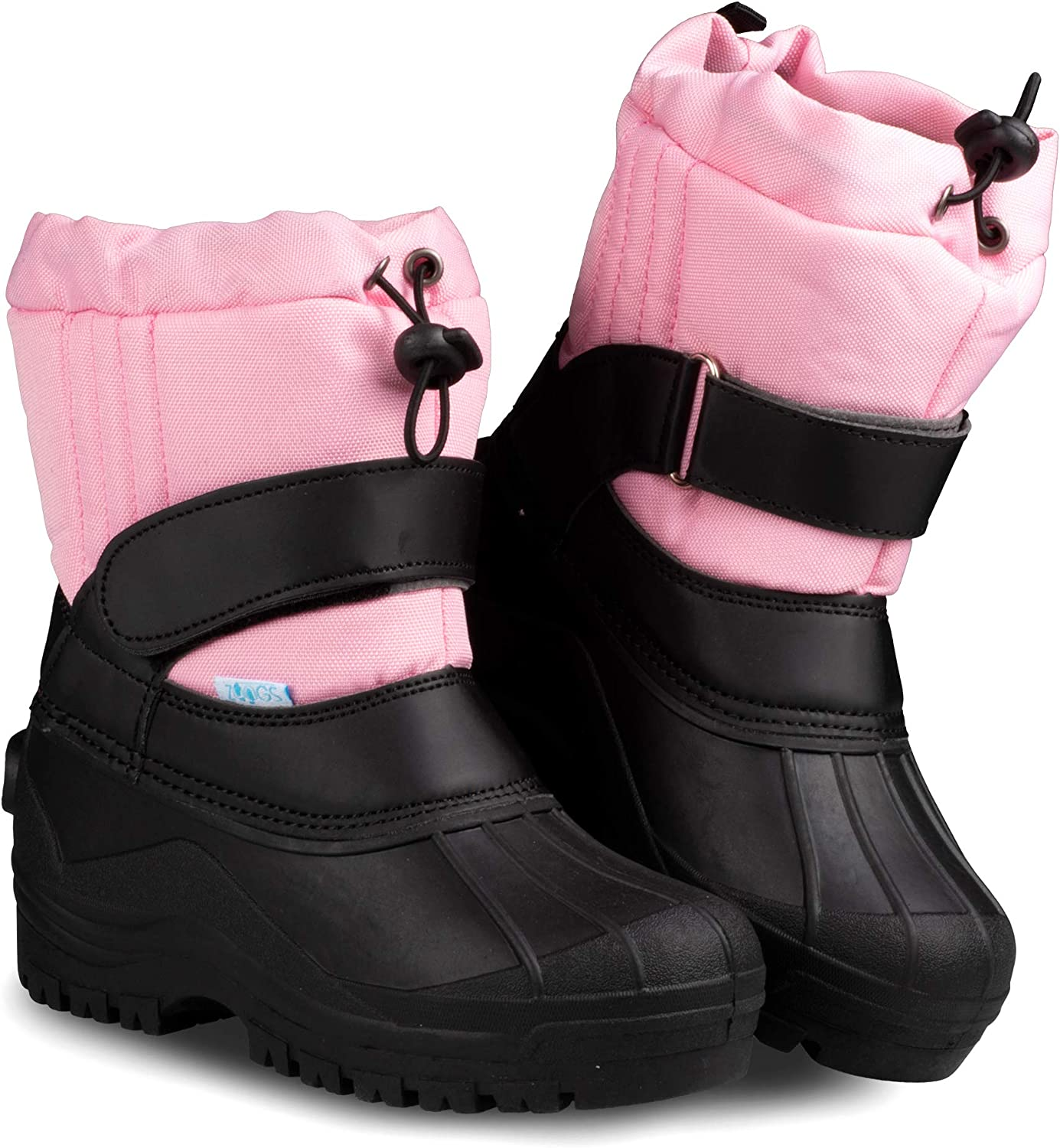 ZOOGS Kids Snow Boots Milwaukee Mall for Girls wholesale Toddlers Boys and