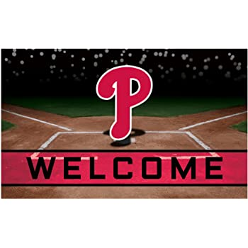 FANMATS 18146 MLB Philadelphia Phillies Roundel Mat