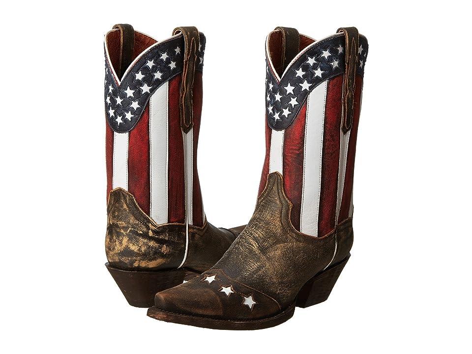 Dan Post Liberty (Tan) Cowboy Boots