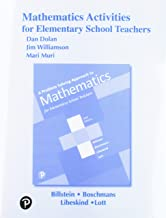 Activities Manual for A Problem Solving Approach to Mathematics for Elementary School Teachers