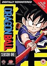 Dragon Ball Season 1 (Episodes 1-28) (Region 2) DVD UK Impor