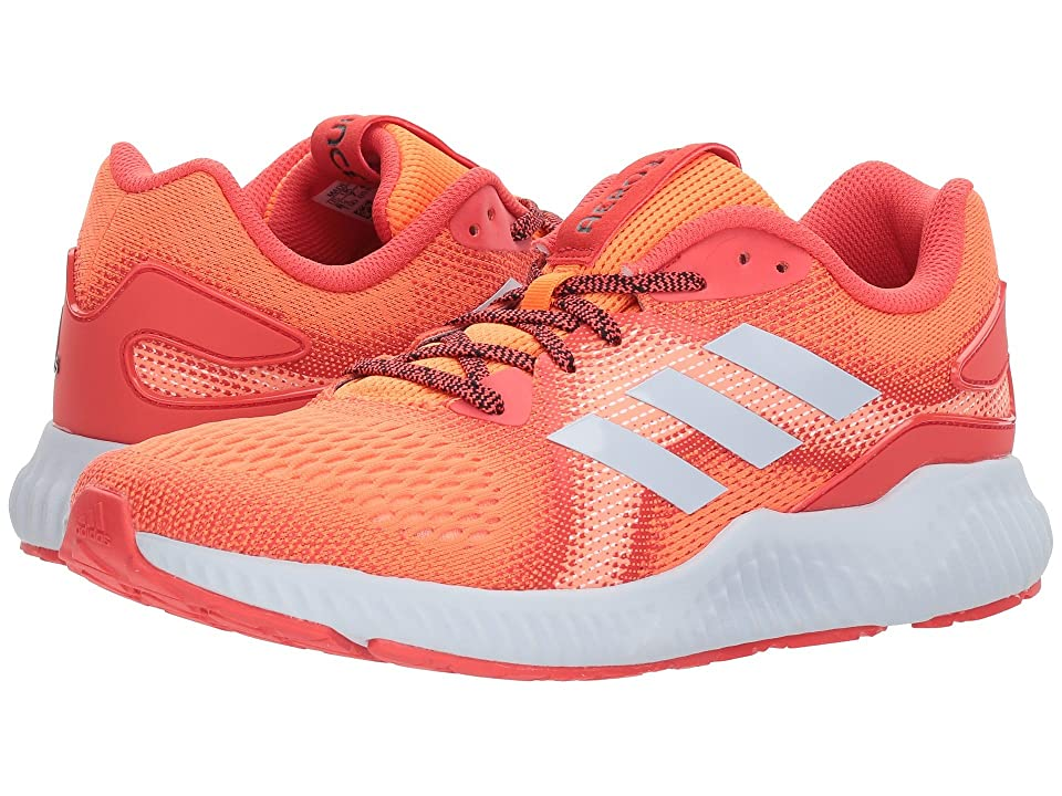 adidas Running Aerobounce (Hi-Res Orange/Real Coral/Aero Blue) Women