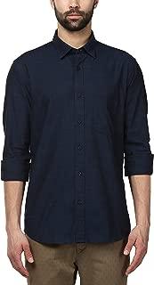 Colorplus Full Sleeve Regular Collar Navy Shirts