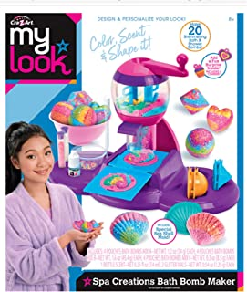 My Look Spa Creations Bath Bomb Maker by CRA-Z-Art