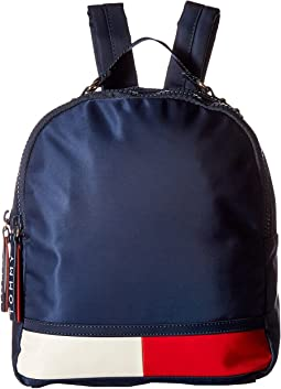 Tommy Hilfiger Nori Flag Nylon Backpack