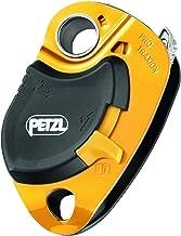 PETZL - PRO Traxion, Loss-Resistant Progress Capture Pulley