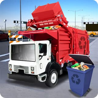 Cleaning City Garbage Truck 3D Simulator