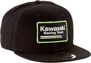 Factory Effex Youth Kawasaki Racing Snapback Hat Youth Lid Cap