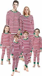 Family Matching Christmas Pajamas for Boys Girls Snowman...