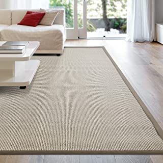 custom size seagrass rug