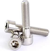Bolt Base 10mm Fine Pitch A2 Stainless Steel Allen Bolt Socket Cap Screw Hex Head DIN 912 M10 x 1.25mm x 60 - 2
