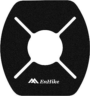 EnHike 遮熱板 ソト(SOTO) レギュレーターストーブ ST310 専用遮熱板 耐高温 安全保護 高遮熱アルミ製 超軽量 防熱板