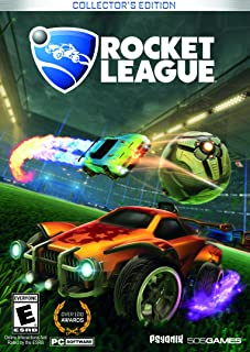 pc gamer rocket league