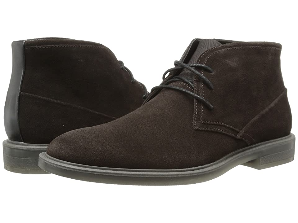 Calvin Klein Ulysses (Dark Brown Suede) Men