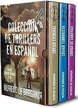 Colección de thrillers en español: Serie David Ribas 7-9 (Serie David Ribas Box-set (caja recopilatoria) nº 3)