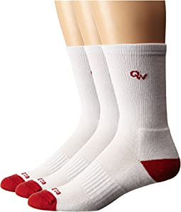 3-Pack Crew Socks (Toddler/Little Kid/Big Kid)