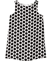 Milly Minis - Angular Shift Dress (Toddler/Little Kids)
