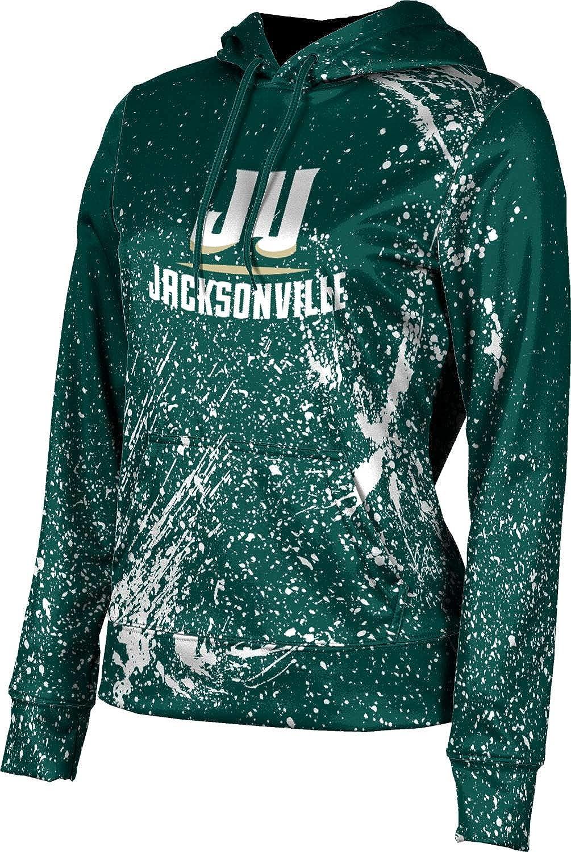 ProSphere Jacksonville University Girls' Pullover Hoodie, School Spirit Sweatshirt (Splatter)