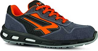 U POWER Orange S1p SRC, Scarpe Antinfortunistiche Unisex-Adulto