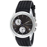 Deals on Calvin Klein Bold Chronograph Anthracite Dial Mens Watch