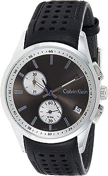 Calvin Klein Bold Chronograph Anthracite Dial Men's Watch