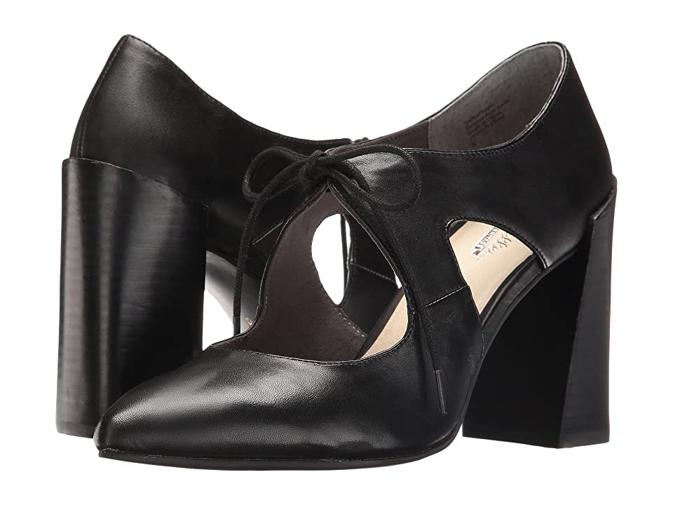Seychelles Dole (Black Leather) High Heels