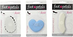 "Foot Petals ""I Do"" Collection - Something Blue Tip Toes, Heavenly Heelz, & Sole Stopperz"