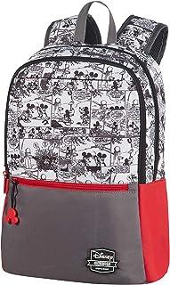 Urban Groove Disney - Backpack Medium Mochila tipo casual, 40 cm, 16 litros, Multicolor (Mickey Comics Red)