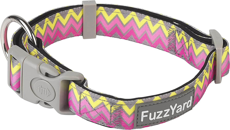 Fuzzyard Dog Collar & Leash (Magnifique, Small Collar)