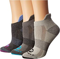 Low Cut Tab 3-Pack Socks