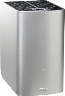 WD My Book Thunderbolt Duo 8TB External Dual Hard Drive Storage with RAID includes Thunderbolt cable WDBUSK0080JSL-NESN