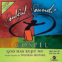 God Has Kept Me Accompaniment/Performance Track