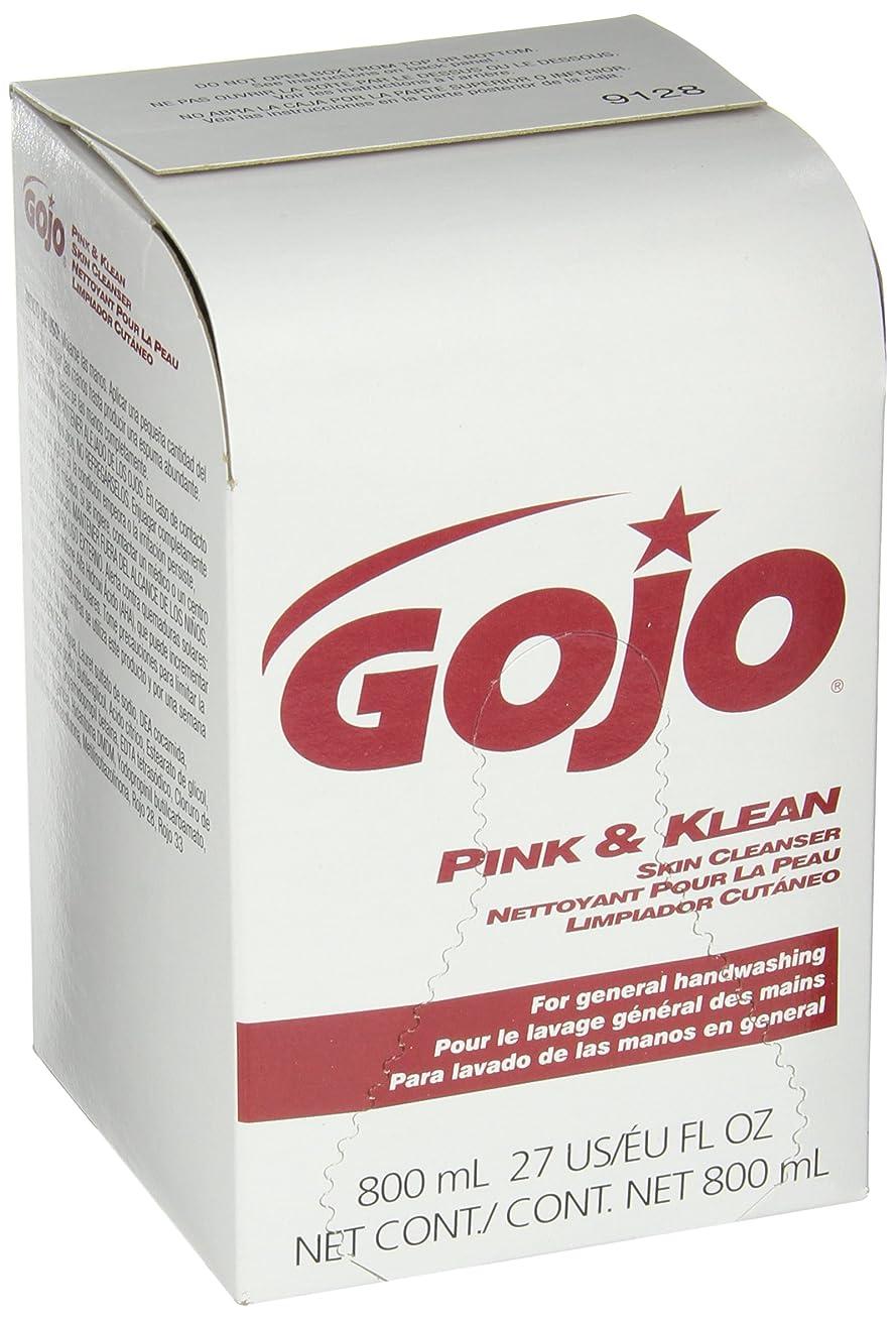 九天窓マイクロPink & Klean Skin Cleanser 800-ml Dispenser Refill, Floral, 12/Carton (並行輸入品)