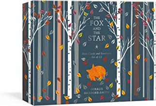 The Fox and the Star: Note Cards and Envelopes: Set of 12