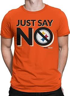 Cincinnati Football T-Shirt, Just Say No