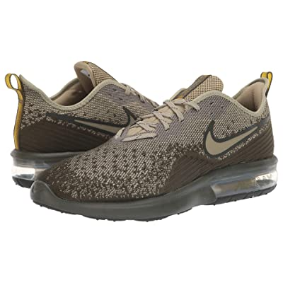 Nike Air Max Sequent 4 (Cargo Khaki/Neutral Olive/Peat Moss) Men