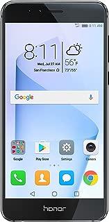 Huawei Honor 8 Unlocked Smartphone 64 GB Dual Camera - US Warranty (Midnight Black)