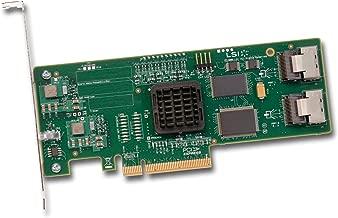 LSI Logic SAS3081E-R 8PORT Pcie 3GB 2 4PORT Int Lp ROHS6