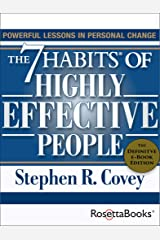 The 7 Habits of Highly Effective People: Powerful Lessons in Personal Change Kindle Edition