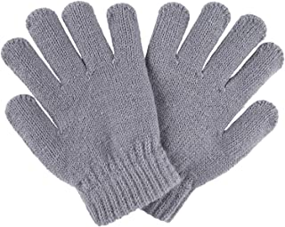 Cooraby Kids Warm Gloves Knitted Magic Gloves Cold Weather Gloves for Boys and Girls