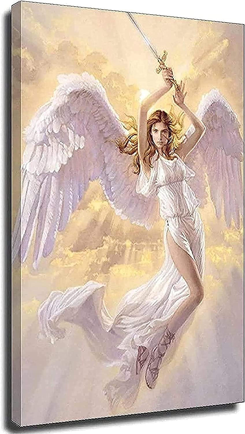 Canvas Ranking TOP3 Print Nagano Gokichi Angel OFFicial and Art Poster Picture