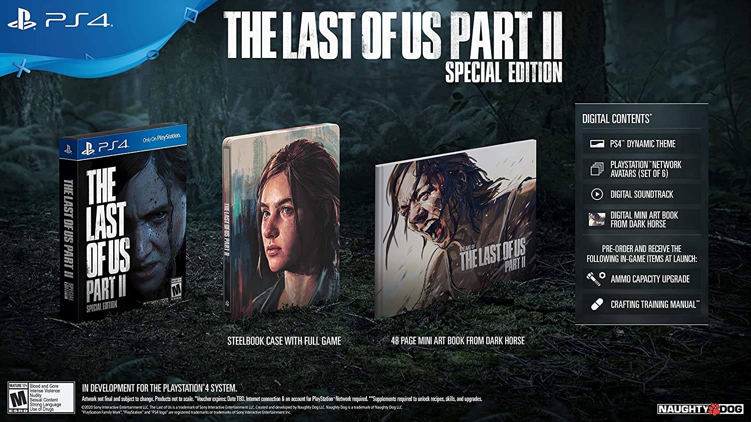 The Last of Us Part II Max 53% OFF Limited price sale 4 Special Edition - PlayStation