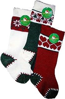786acbaa25f Amazon.com  Knitted - Stockings   Holders   Seasonal Décor  Home ...