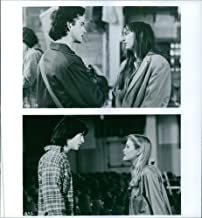 Vintage photo of Still of Alan Boyce and Keanu Reeves in Permanent Record.