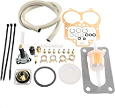 iFJF Carburetor Rebuild Kit for Weber 32 36 DGV DGAV DGEV Carburetor Replaces 92-3237-05