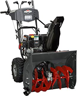 Briggs & Stratton S1024 Standard Series 24-Inch Dual-Stage Snow Blower with Free Hand..