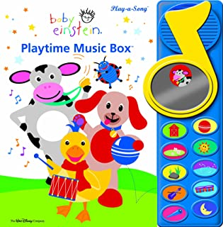 Playtime Music Box-Baby Einstein Play-A-Song